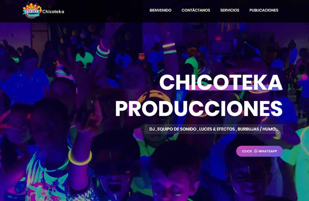 Chicotecas Chicoteka Producciones