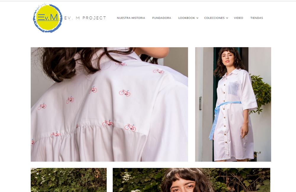 EvMProject.com de Evelyn Monteza